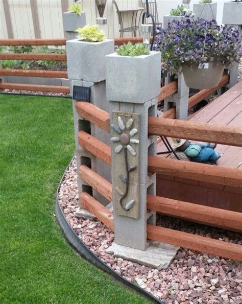 Diy Small Fence Or Stand